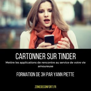 tinder séduction