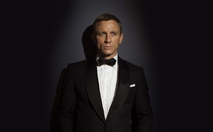 james bond séduction
