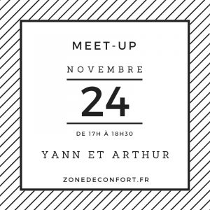 meet-up séduction yann et arthur